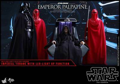 Hot Toys Emperor Palpatine (Deluxe Version)-Star Wars: Episode VI ROTJ MMS468
