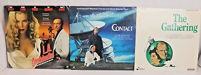 General Classic Film Laserdisc Lot