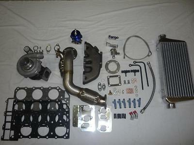 Golf 3 VR6 Turbo Kit Garrett - echte 300-400 PS - NEU
