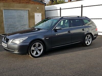 BMW 520d SE Touring 2008 Auto Diesel E61 5 series - 3 Month Warranty