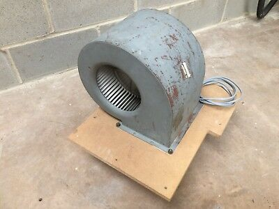 Industrial Centrifugal Fan & Blower With Speed Controller Used But Working Fine