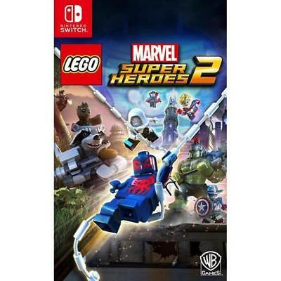 Lego Marvel Super Heroes 2 - SWITCH IMPORT neuf sous blister