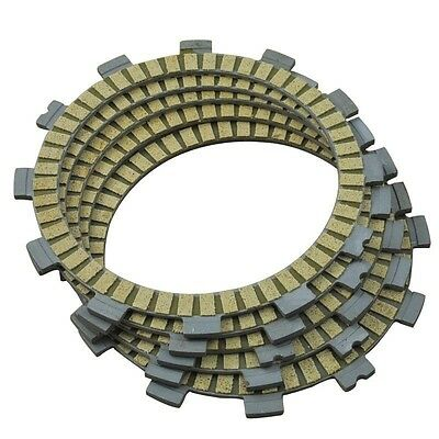 For Suzuki RM60 RM80 SP125 SP100 GN125E RM85 RM85L Clutch Friction Plates Kit