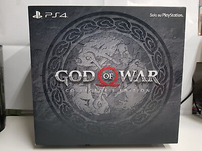 God Of War - Collector's Edition - Ps4
