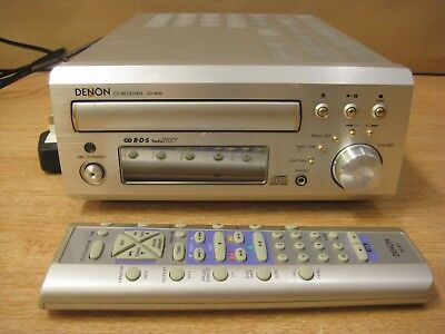 Denon stereo HI-FI CD player receiver amplifier / tuner UD-M30