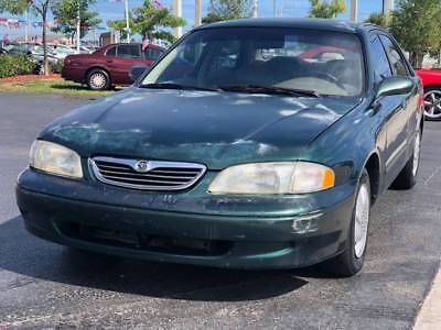 1999 Mazda 626 ES 4dr Sedan 1999 Mazda 626 ES 4dr Sedan Automatic FLORIDA
