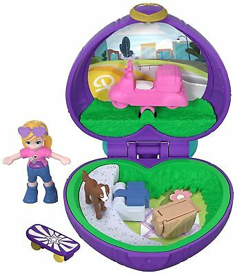 Polly Pocket Tiny Places Studio Compact Playset MULTI LISTING FREE UK P&P!!!