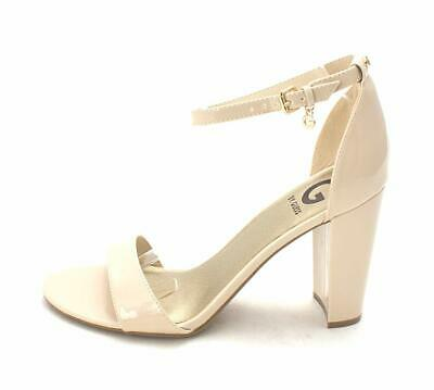 b036713d0be54 G by Guess Womens Shantel3 Open Toe Casual Ankle Strap Sandals