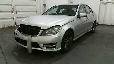 2013 Mercedes-Benz C220 CDI Blueefficiency Sport AMG Salvage Category S 66706