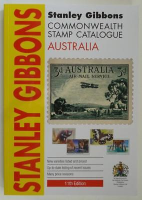 2018 Stanley Gibbons Australia 11th Edition Stamps Catalogue (NEW)