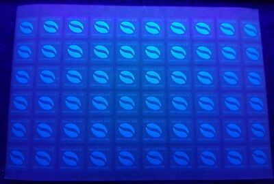 Ultraviolet 1,200 McDonalds Coffee Loyalty Stickers 200 Cups - 31.12.2019 Expiry