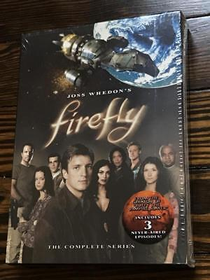Firefly - The Complete Series (4-DVD Set) (NEW) - Joss Whedon - DVD