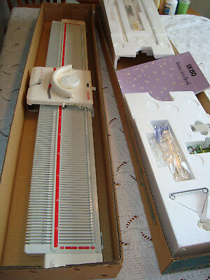 Vintage Singer LK 150 Knitting Machine Made in Japan Original Box w/ Manual