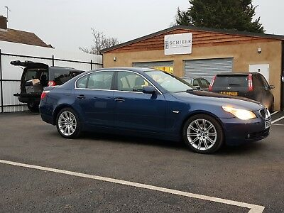 BMW 530d SE 2003 E60 5 series Saloon 3 Month Warranty/Brakes/Oil Fully Serviced