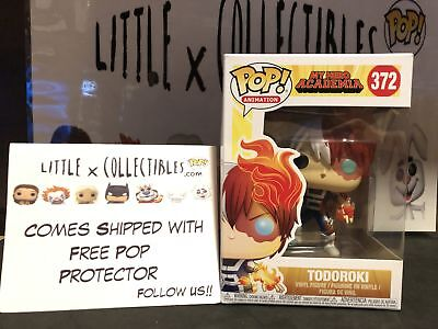 Funko Pop Todoroki #372 My Hero Academia