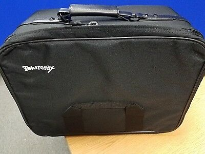 NEW In Box Tektronix Part 016-1775-00 SOFT TRANSPORTATION TRAVEL CARRYING CASE