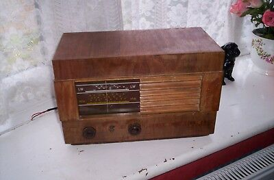 Small valve radio spares or repair