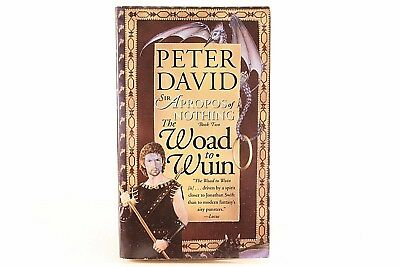 Very Good! The Woad to Wuin - Sir Apropos of Nothing Bk 2: by Peter David (PB)