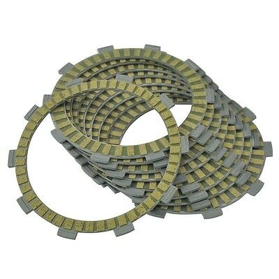 For Honda Interceptor VFR700F 1986 VF750C2 1997-2000 Clutch Friction Plates Kit