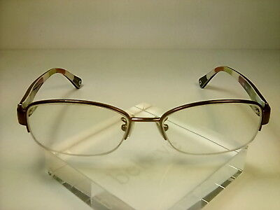 869da59e9271 COACH HC 5004 9032 Bettie Eyeglasses Frames Glasses Shiny Purple 53 ...
