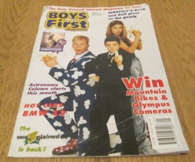 Boys First Magazine - #10 - dd.1997
