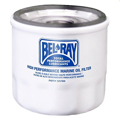 1 Case of 12 Units - New SV57800 Bel-Ray High Performance Marine Oil Filters