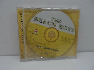 The Beach Boys - Very Best Greatest Hits Collection 1962-67 RARE 60's Surfing CD