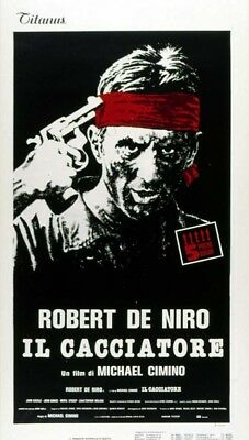 Film 35mm IL CACCIATORE -THE DEER HUNTER  Robert De Niro Integrale Feature
