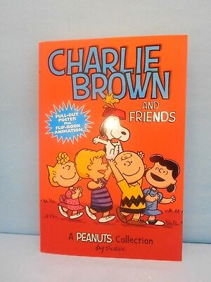 Charlie Brown and Friends  (PEANUTS AMP! Series Book 2): A Peanuts Collection by