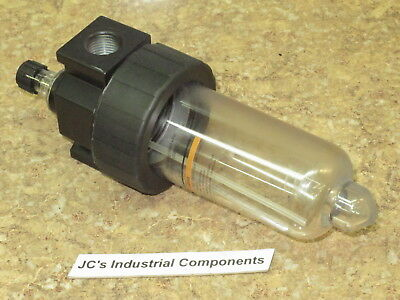 "Parker,   Pneumatic Lubricator,    07L31Be,    1/2""  Npt,   150 Psi"