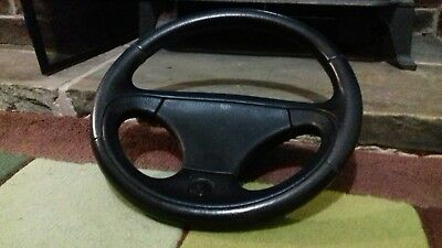 Original Volkswagen Corrado Golf 360mm Leather  steering wheel