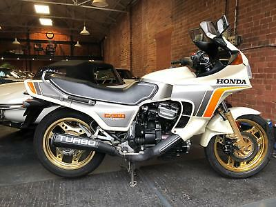 Honda CX500 TC TURBO 1983 LOW MILES- GREAT CONDITION