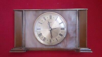 Collectable, Vintage, Battery, Mantle Clock.