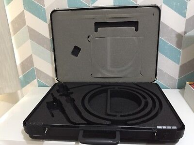 Olympus Endoscopy Plastic Carry Case For Cystoscope CYF-5 With Foam Inserts
