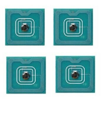 4 x TONER CHIP FOR XEROX 700i,700,770,C75,J75 Digital Color Press (006R01383-6)