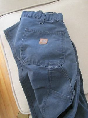 34 x 30 CARHARTT WORK PANTS - Great Condition
