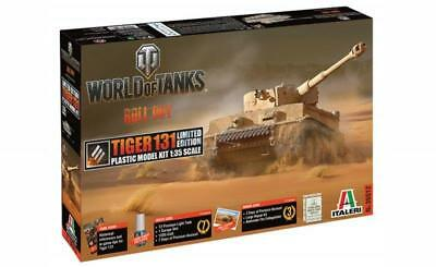1/35 Italeri  Tiger 131 Limited Edition WoT