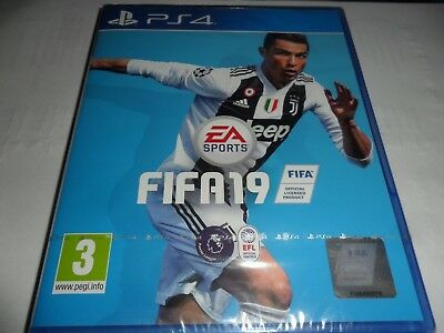 Fifa 19  Ps4 Game  New/sealed