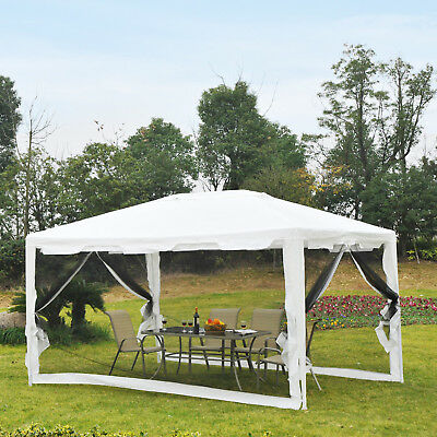 Outsunny 10x13ft Outdoor Wedding Events Tent Gazebo Party Tent