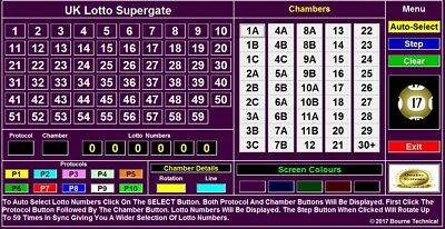 DOWNLOAD UK Lotto Powerful Supergate Lottery System