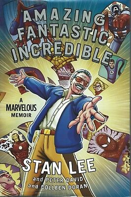 Stan Lee graphic novel book
