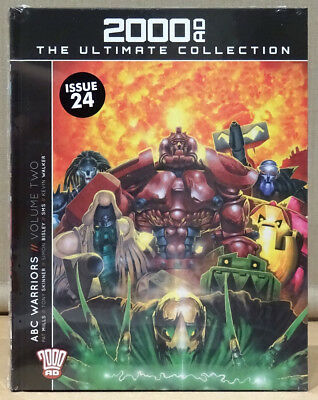 2000AD Ultimate Collection Issue 24 - ABC Warriors Volume Two  *NEW & SEALED*