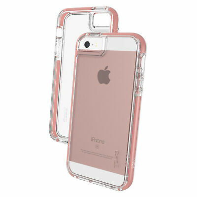 Gear4 Piccadilly D30 Shockproof Case for Apple iPhone 5 / 5S / SE - Rose Gold