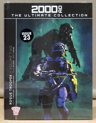 2000AD Ultimate Collection Issue 23 Rogue Trooper Volume Two *NEW & SEALED*