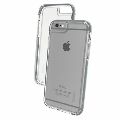 Gear4 Piccadilly D30 Shockproof Case for Apple iPhone 6 Plus / 6S Plus - Grey