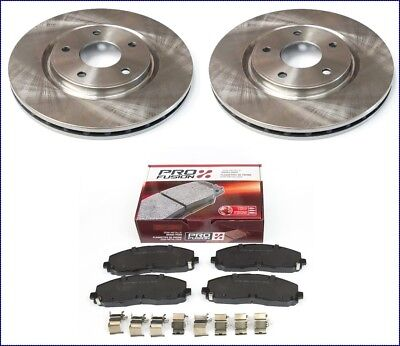 Set Disques De Frein Avant Dodge Journey//RAM C//V//VW Routan//GRAND CARAVAN