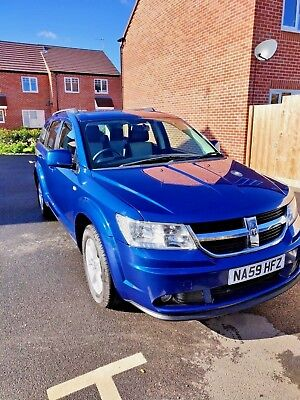 Dodge Journey VW2.0TDI engine auto gearbox only 67Kmiles long MOT Good condition