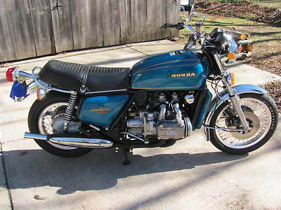 1975 Honda Gold Wing  Vintage GL1000 Goldwing first year edition in very good condition