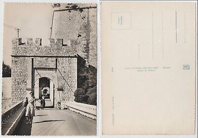 Dubrovnik - Real Photo Monochrome - Mint - View Dubrovnik - Low Start Price