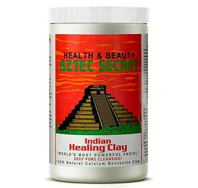 Azte Secret Indian Healing Clay, Deep Pore Cleansing Facial Mask 2 lbs (908 g)
